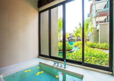 Deluxe Suite Pool Access/Jacuzzi
